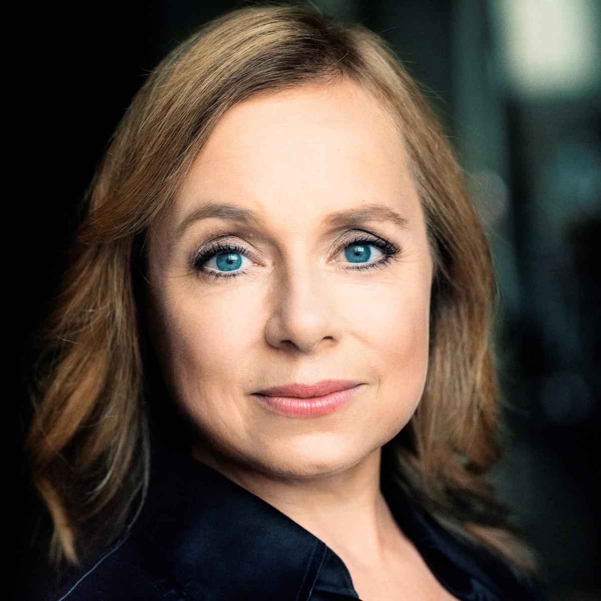Porträt von Christine Urspruch